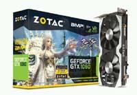 ZOTAC Geforce GTX 1060 6GB AMP Edition ブレイドアンドソウル推奨モデル グラフィックスボード VD6369 ZTGTX1060-GD5AMPBL